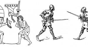 Мастер-класс по фехтованию