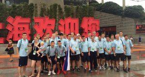 Юные футболисты Лады заняли 4 место на международном турнире в Шанхае (Китай)
