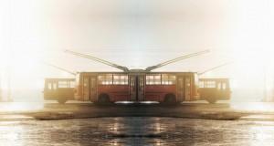 В Тольятти появился литературный троллейбус