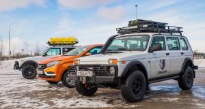LADA XRAY отправляется в арктическое путешествие