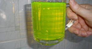 В Комсомольском районе покрасят воду в зеленый цвет