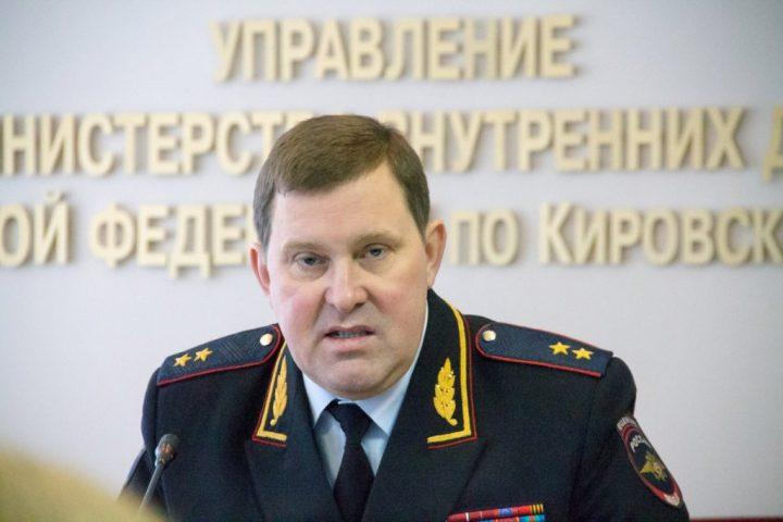 Путин сократил генерала Солодовникова споста руководителя МВД Самарской области