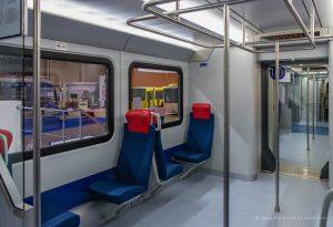Схема движения общественного транспорта в День города